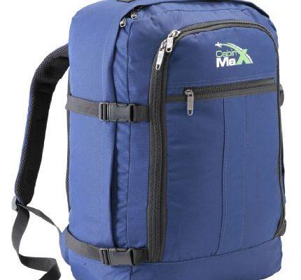 cabin max handgep ck rucksack reiserucksack blau. Black Bedroom Furniture Sets. Home Design Ideas