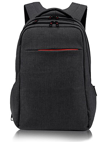 norsens notebook laptop rucksack 15 6 zoll gepolstert wasserdichter business rucksack damen. Black Bedroom Furniture Sets. Home Design Ideas