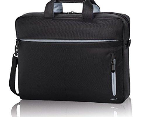hama laptoptasche tasche f r laptop notebook bis 44 cm 17. Black Bedroom Furniture Sets. Home Design Ideas