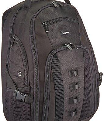 amazonbasics adventure laptop rucksack f r laptops mit. Black Bedroom Furniture Sets. Home Design Ideas