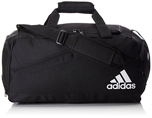 adidas teambag iic fb tb sporttasche black white 60 x 30 x 35 cm 63 liter schuhe und taschen. Black Bedroom Furniture Sets. Home Design Ideas