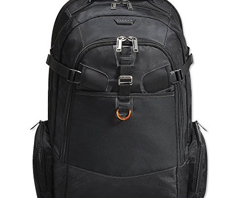 everki titan laptop rucksack f r notebooks bis 18 4 zoll. Black Bedroom Furniture Sets. Home Design Ideas
