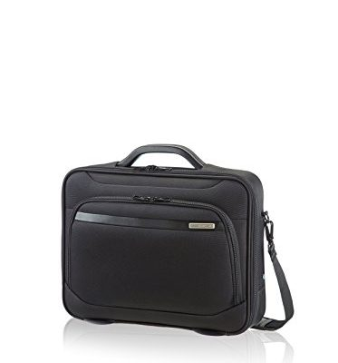 samsonite vectura office notebook tasche bis 42 cm schwarz. Black Bedroom Furniture Sets. Home Design Ideas