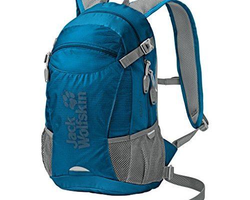 jack wolfskin velocity 12 fahrrad wander rucksack glacier blue 43x28x9 cm schuhe und taschen. Black Bedroom Furniture Sets. Home Design Ideas