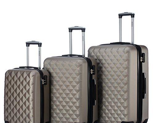 zwillingsrollen 2066 hartschale trolley koffer reisekoffer. Black Bedroom Furniture Sets. Home Design Ideas