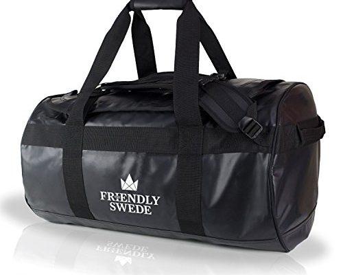 the friendly swede wasserfeste reisetasche 60 liter. Black Bedroom Furniture Sets. Home Design Ideas