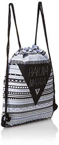 90815b783babc Beutel Hakuna Matata ® Aztec Aufdruck Tasche Turnbeutel Rucksack Jutebeutel  Sportbeutel Gym Bag Gymsack Hipster Fashion Loomiloo ®